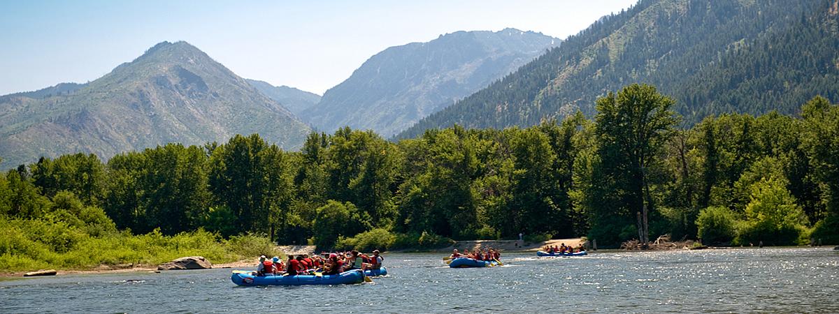 leavenworth wa rafting