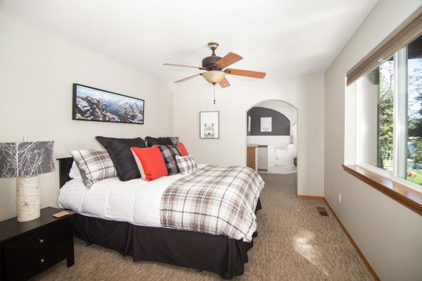 colorado suite river view vacation rental in leavenworth wa