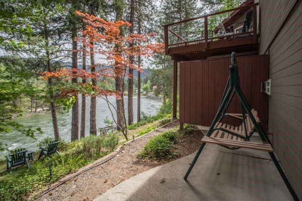 columbia suite river view vacation rental in leavenworth wa