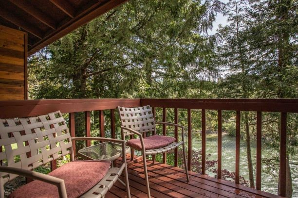 kennebec suite river view vacation rental in leavenworth wa