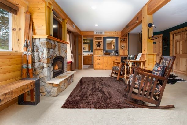 yukon suite river view vacation rental in leavenworth wa